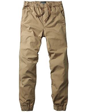 Match Men's Chino Jogger Pants at Amazon Men's Clothing store: