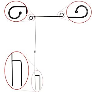 Garden Flag Pole Is A Yard Flag Stand With Flag Stakes. To Be Used  Outdoors. FLAG NOT INCLUDED!