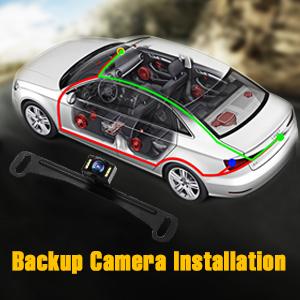 sca 4.3 wireless reversing camera manual