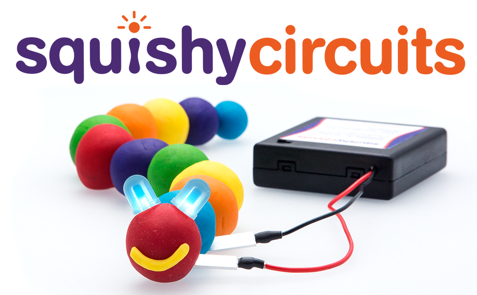 Image result for squishy circuits