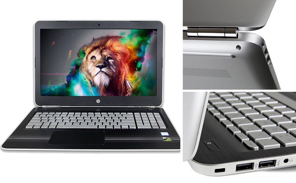 Amazon.com: CUK HP Pavilion 15 Gamer Gaming Laptop (Intel