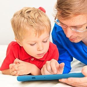 Amazon.com : NeuTab 7 inch Kids Edition Quad Core Tablet