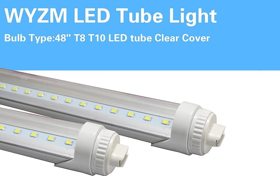 Wyzm R17d 4ft 20watt F48t12 Cw Ho Straight T12 Fluorescent Led Tube Light Bulb Ebay
