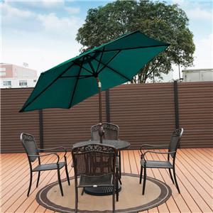 Amazoncom Abba Patio Patio Umbrella Outdoor Table Market - Outdoor patio umbrellas