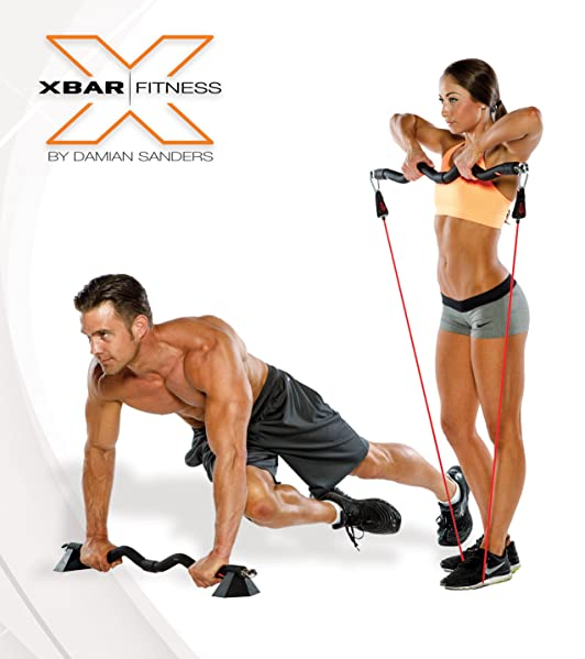 Amazon Com Xbar Fitness Complete 9 Piece Portable