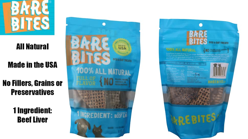 Amazon.com : Bare Bites - 100% All Natural Dehydrated Beef