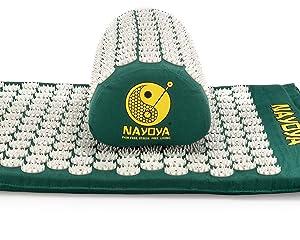 Amazon Com Nayoya Back And Neck Pain Relief Acupressure