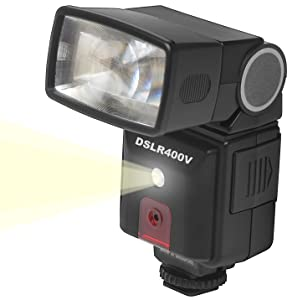 With today's high definition DSLR cameras every photographer and videographer knows that a quality flash unit and video light are essential components to ...