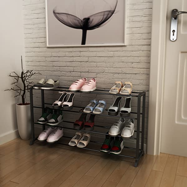 hating of shoes cluttering then itu0027s time to spend a little bit money to get a perfect 4tier shoe racksuper enough space given and small place it takes