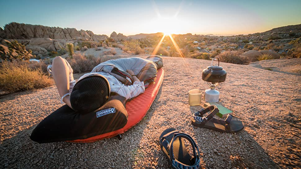 Image result for backpacking pillows