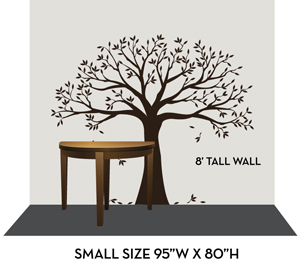 Discover the new beautiful way to display your family photos on your wall  using our Family Tree Wall Decal. Our premium wall decals are available in  two ...