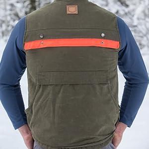 Scottevest sportsman vest 24 pockets for Travel shirts with zipper pockets