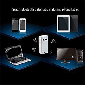 Lamaston mini laser keyboard projector for Bluetooth projector for iphone 6