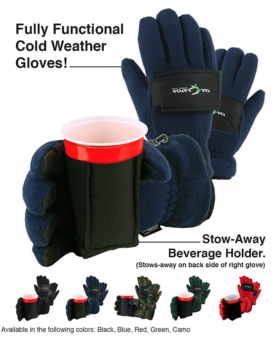 TailGatorTM Beverage Glove - The Ultimate Cold Weather