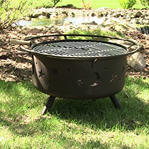 Sunnydaze Decor Designs Fire Pits Are Stylish And Functional. Each Outdoor  Fire Pit Will Bring Your Patio Warmth And Ambiance Your Family And Friends  Are ...