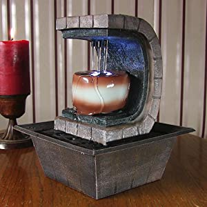 Sunnydaze Decor Designs Tabletop Fountains That Are Stylish And Functional.  Each Fountain Will Bring Your Interior Space Ambiance And Beauty Everyone  Can ...