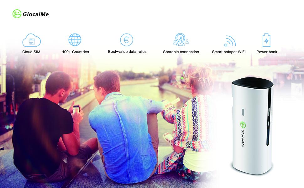 Amazon Com Glocalme 174 G1 Sim Free Global Free Roaming