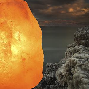 Himalayan Salt Lamps Wet : GRDE Salt Lamps Himalayan Natural Crystal Rock Salt Stone Lamp Night Light with Cordless Holder ...