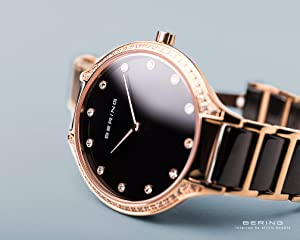 When time leaves no trace on a watch. BERING is regarded as a ceramic specialist and a professional in the use of this unique material.