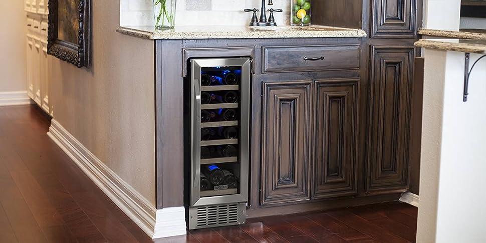 product description - Under Counter Wine Cooler