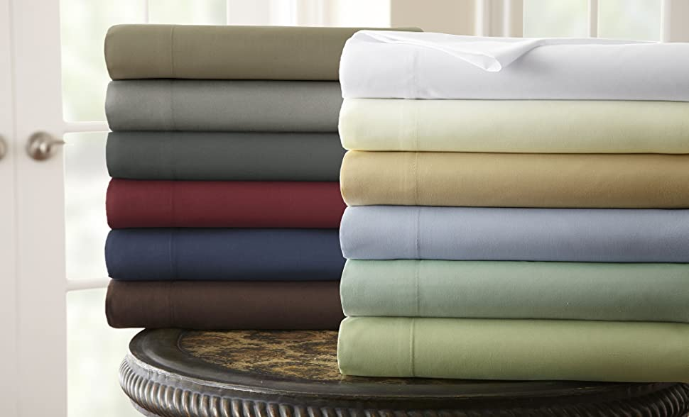 Amazon Com 100 Egyptian Cotton 400 Thread Count Percale
