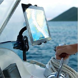 Amazon Com Octa Lynx Tablet Mount For Ipad Galaxy