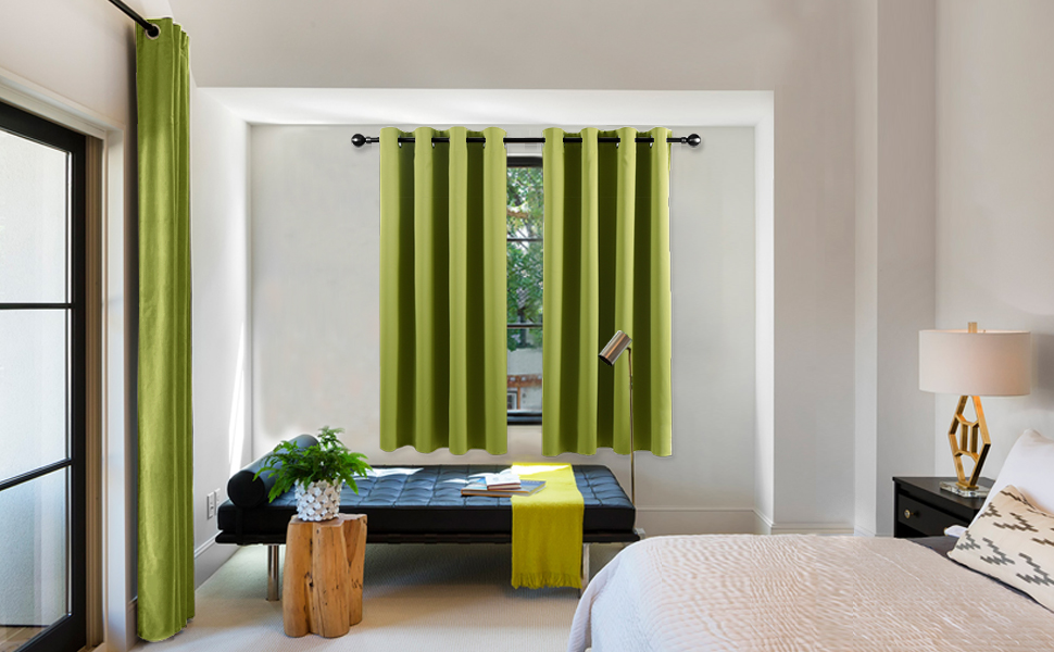 Pony Dance Blackout Curtains—New Generation Blackout Window Treatments