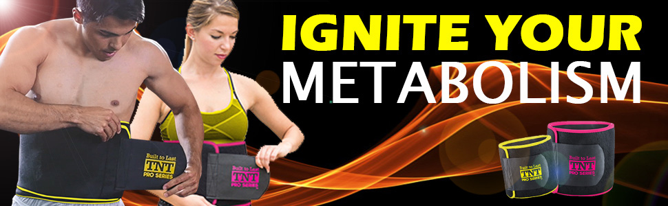 842111d885 Would you like to learn a simple and quick metabolism-boosting trick for a  flat belly  ...Then you need to check out the TNT Pro Series Waist Trimmer!
