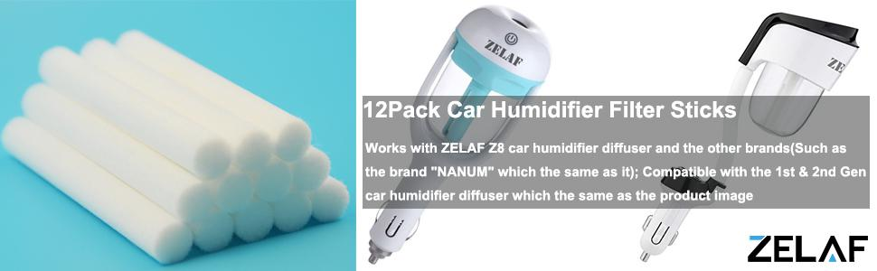 Z8 Car Aromatherapy Essential Oil Diffuser and More: Home & Kitchen