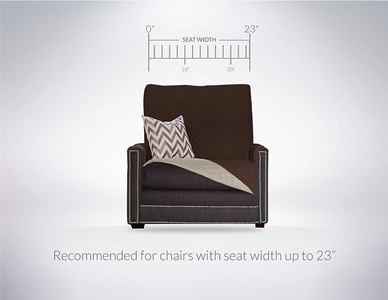 Amazon Com Sofa Shield Reversible Furniture Protector