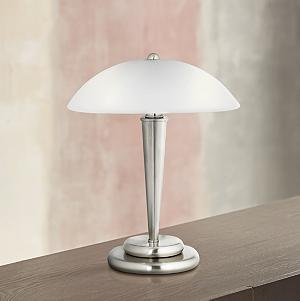Deco Dome 17 Quot High Touch On Off Accent Lamp Table Lamps
