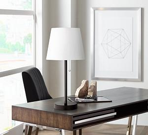 Flesner Bronze 20 Quot High Accent Table Lamp With Usb Port