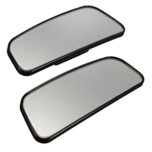 how to put blind spot mirror wikihow