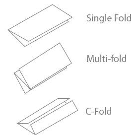 Amazon Com Multifold Paper Towel Dispenser Wall Mount