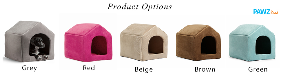 PAWZRoad 2-in-1 cat bed house review