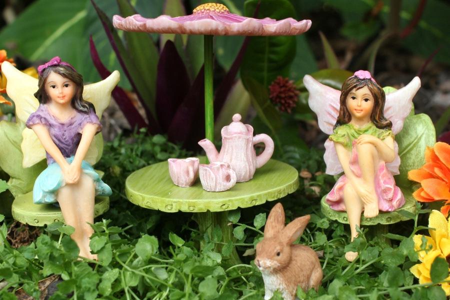 Building Fairy Gardens Are Great Fun!