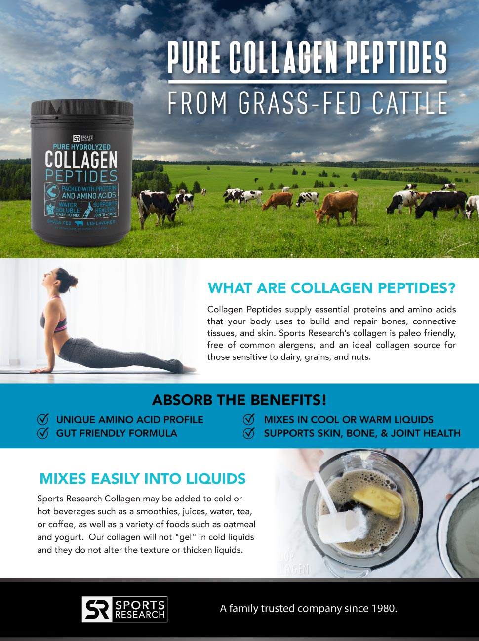 Collagen research