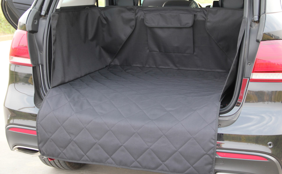 Amazon Com Innx Quilted Waterproof Pets Dog Suv Cargo