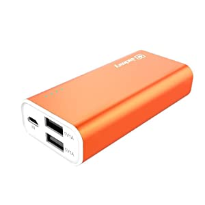 Amazon.com: Jackery Pop 5200mAh Portable Charger External