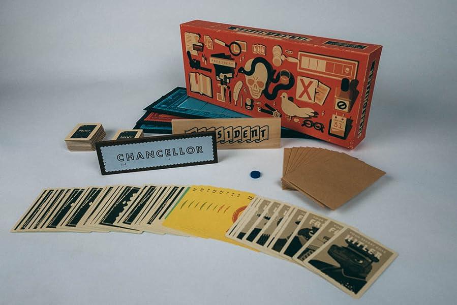 buy secret hitler board game