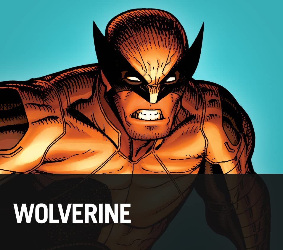 Wolverine: From Animal to X-Man