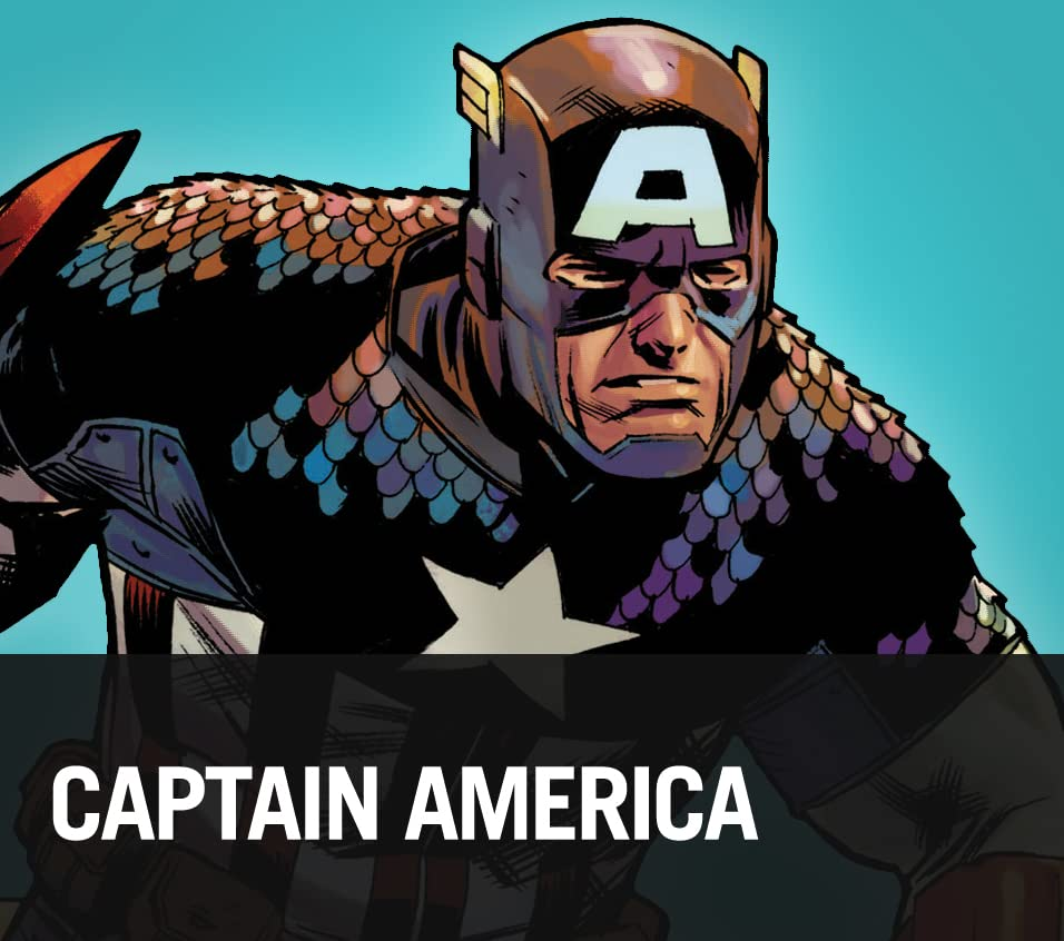 Captain America Must Reads