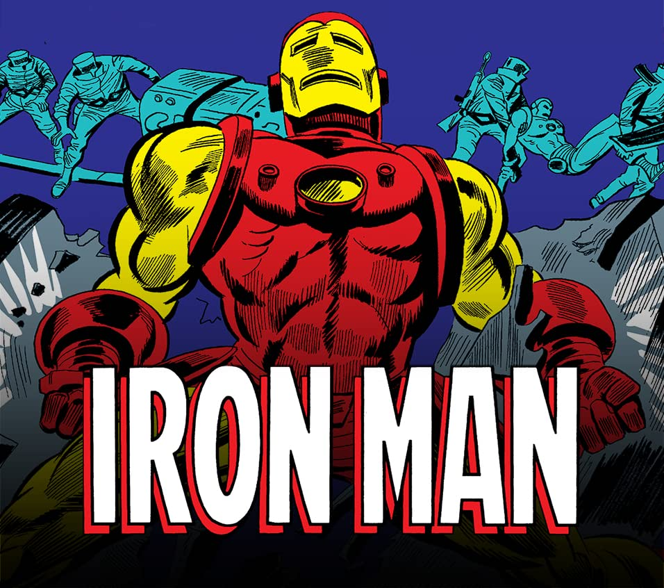 Iron Man Must-Reads
