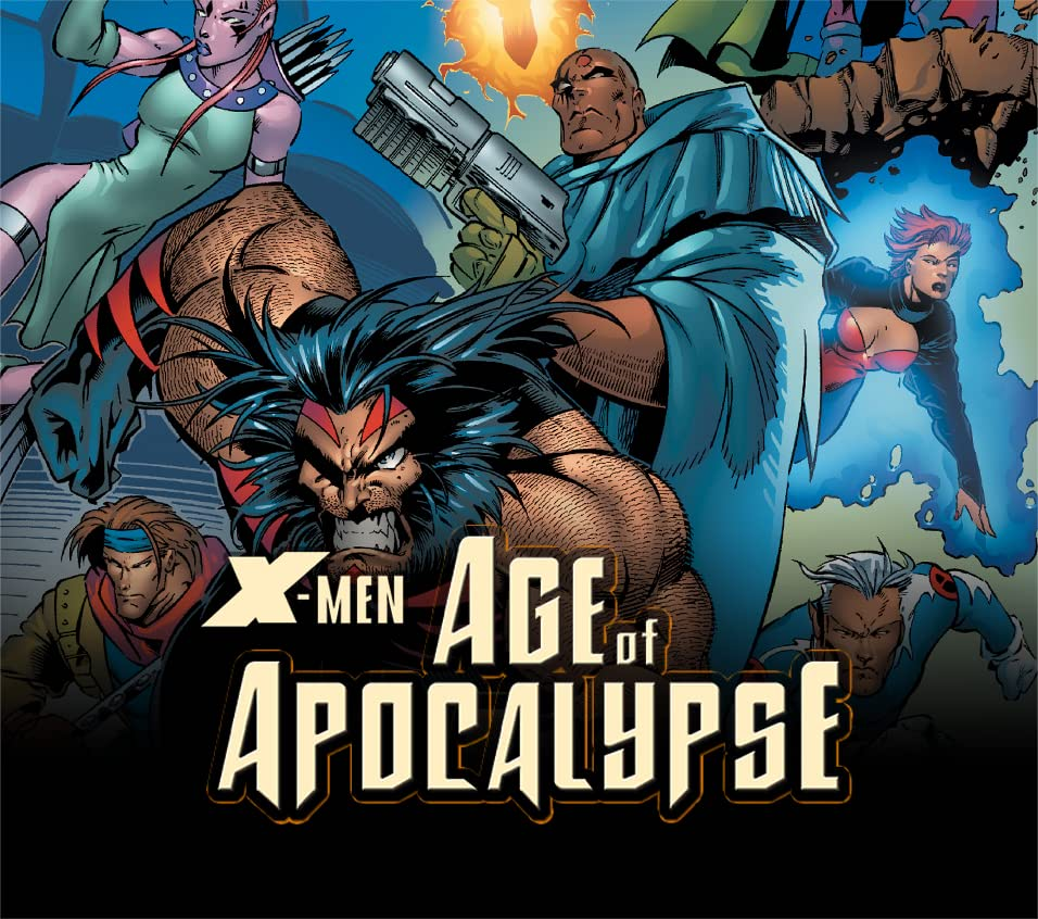 Age of Apocalypse: The Complete Event