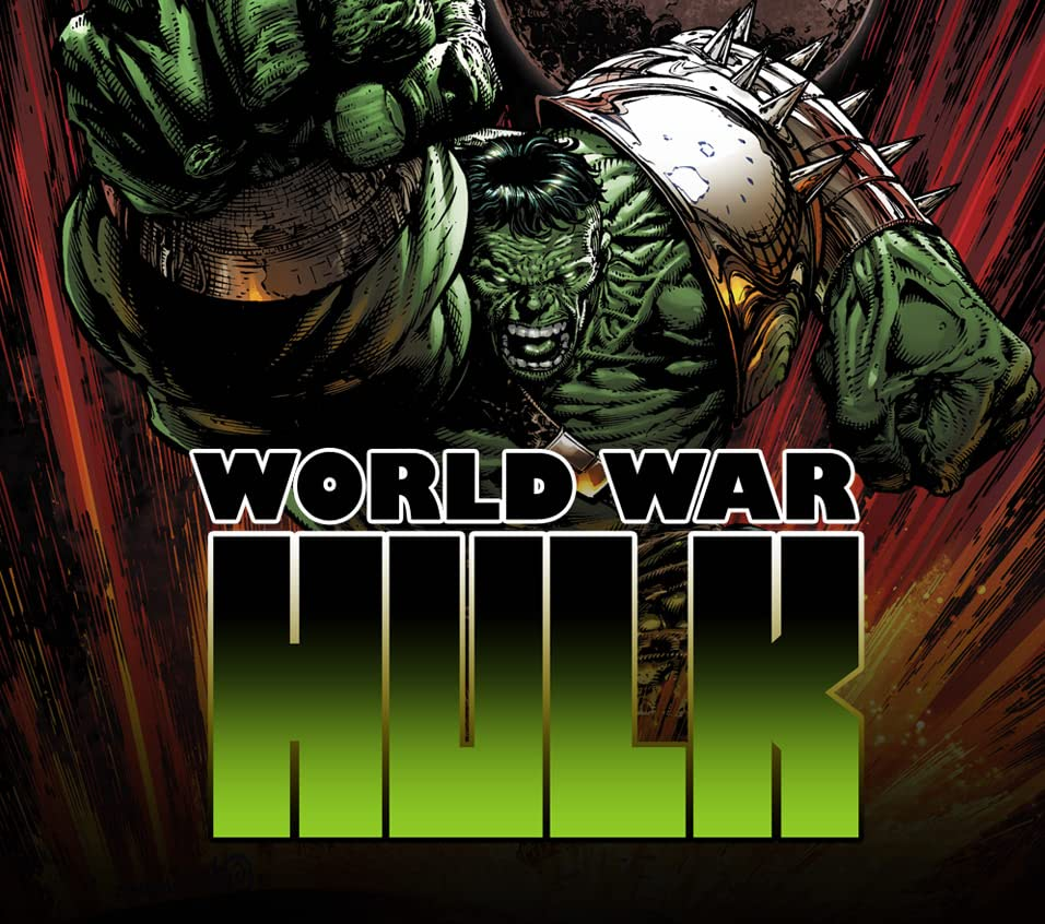 World War Hulk: The Complete Event