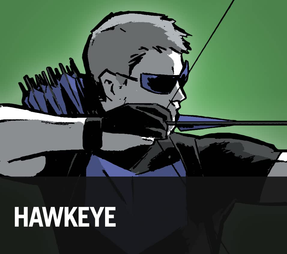 Hawkeye Hits The Mark