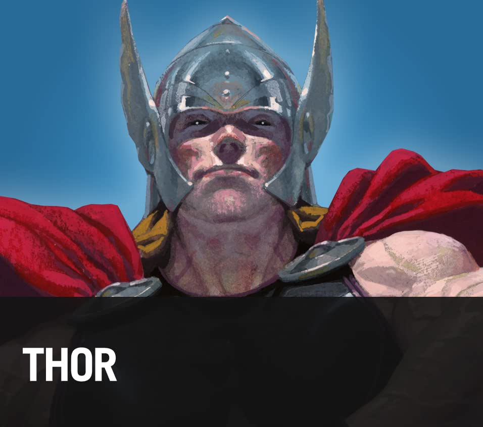 Thor's Thunderous Moments