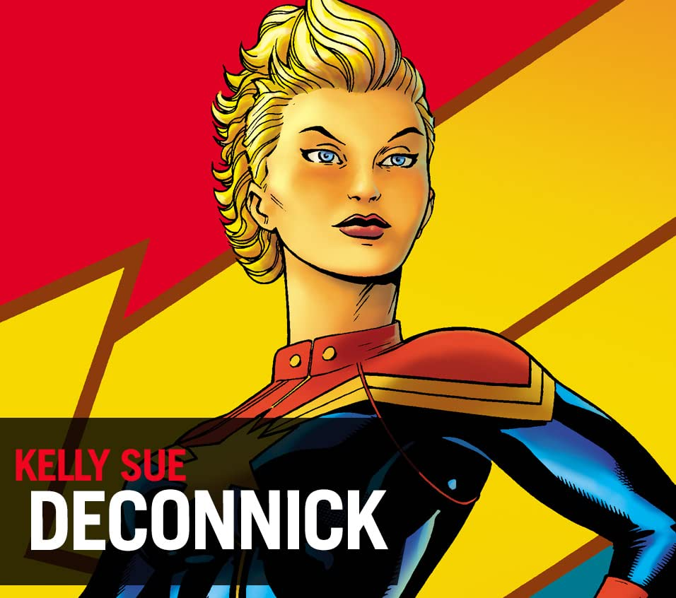 Read the Best of Kelly Sue DeConnick