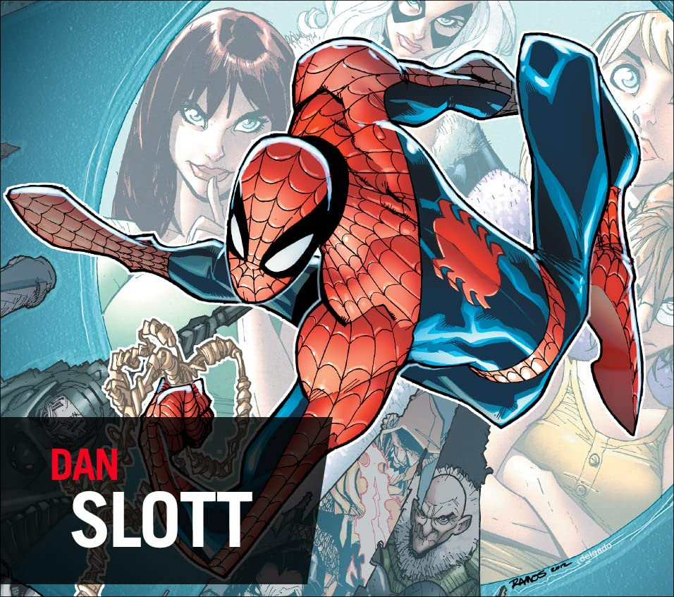 Dan Slott's Amazing Stories