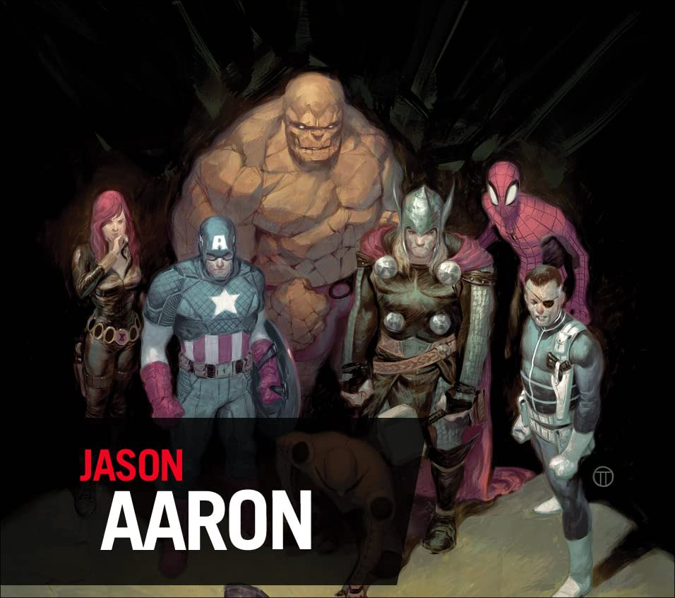 Jason Aaron's Greatest Marvel Hits